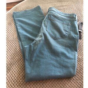 NWT NYDJ Barbara Bootcut Jeans Size 20W
